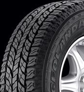 Yokohama Geolandar Crossover Tires vs Light Truck SUV Tires