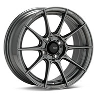 Advanti DST Storm S1 Matte Grey Wheels