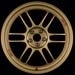 Enkei Racing RPF1 Gold Painted Wheels