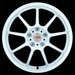 O.Z. Alleggerita HLT White Painted Wheels