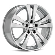Rial DH Silver Painted Wheels