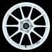 Sparco Assetto Gara White Painted Wheels