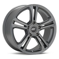 Sport Edition A11 Matte Titanium Wheels