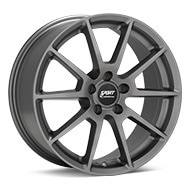 Sport Edition A9 Titanium Gunmetal Wheels