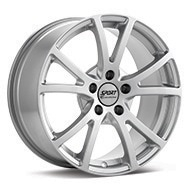 Sport Edition F10 Silver Painted Wheels