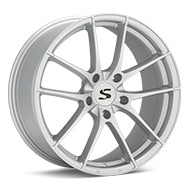 Starke Design BC Silver Painted Wheels