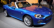 Tires and Wheels for 2017 FIAT 124 Spyder