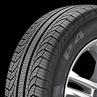 Pirelli P4 Four Seasons Plus 225/55-17 Tire