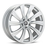 Axis MS Bright Silver Paint Wheels