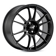 O.Z. Ultraleggera Black Painted Wheels