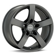 Rial Salerno Anthracite Painted Wheels