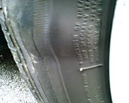 What is the bubble on my tire?