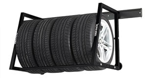 Easy Storage Solution for Your Winter or Summer Tire & Wheel Package
