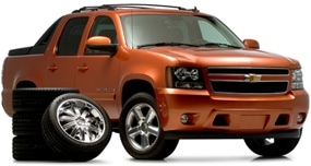 Need New Tires for Your Toyota Highlander Limited or GMC Acadia? We Can Help!