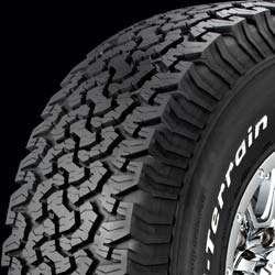 On-/Off-Road All-Terrain All-Stars in 285/70R17