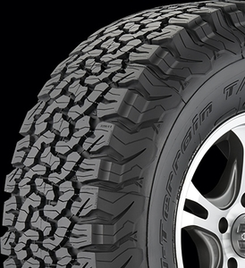 Is the BFGoodrich All-Terrain T/A KO2 the Best All-Season or All-Terrain Tire for Snow Traction?