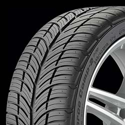 BFGoodrich Introduces g-Force COMP-2 A/S