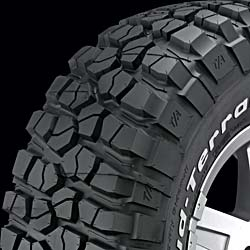 35X12.5R15 BF Goodrich Tires KM2 Mud Tires