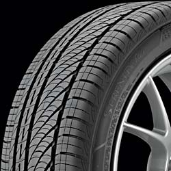 The Latest in Grand Touring All-Season Tires: Bridgestone Turanza Serenity Plus