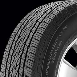 Best Crossover/SUV Touring All-Season Tires in Size 275/55R20