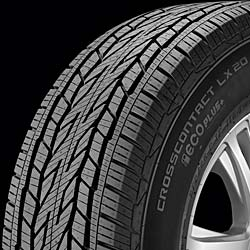 Can a Low Rolling Resistant Tire Still Provide Some of the Best Wet and Snow Traction? Continental Believes So.