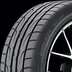 Dunlop Direzza DZ102 Replaces DZ101