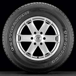 The All-New Firestone Destination LE2