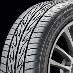 BFGoodrich g-Force Sport COMP-2 Defeats Firestone Firehawk Wide Oval Indy 500