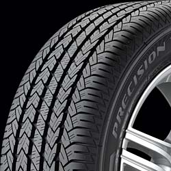 Firestone's Precision Tires Hit the Mark