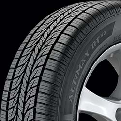 Looking for the Best Wet Traction from an All-Season Tire?