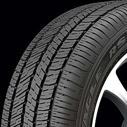 255/45R20 Tires on the Front of a Dodge Challenger SRT8