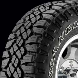 Goodyear's Top-Rated Wrangler DuraTrac
