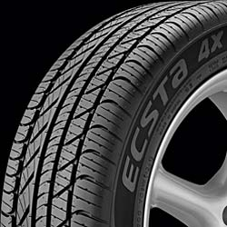 One Year Later: Kumho Ecsta 4X
