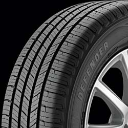 Goodbye, Michelin Harmony and HydroEdge with Green X. Hello, Michelin Defender.