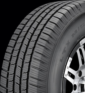 Michelin's LTX M/S2 Tire Takes Top Spot in Tire Reviews and Ratings