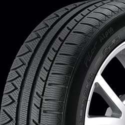 New Michelin Pilot Alpin PA4 vs. Pilot Alpin PA3