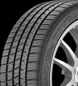 Michelin Pilot Sport AS 3+ Versus the New Pirelli Pzero Nero A/S Plus