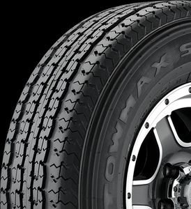 Power King Towmax STR vs Towmax STR II Trailer Tires