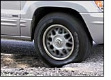Replacement Tires for AWD and Four-Wheel Drive Vehicles