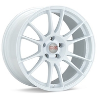 O.Z. Racing Custom Colors: White Ultraleggera HLT