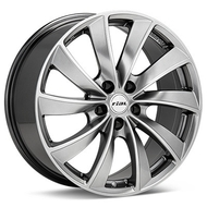 RIAL Lugano - A Turbine Style Wheel That Looks Great on Your Tesla Model S