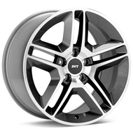 Ford Racing Wheels for the Mustang