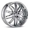 Get your shine on with these top-selling chrome rims.