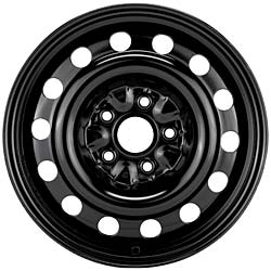 Steel Wheels in Stock for VW GTI