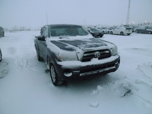 Winter / Snow Tires for Your Second-Generation (2005-2015) Toyota Tacoma