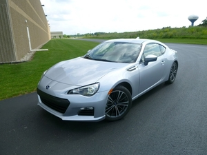 Making the New 2015 Ice Silver Metallic Subaru BRZ Premium Better
