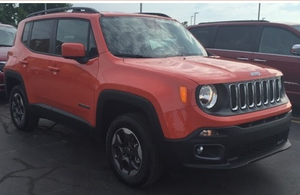 Loving Your New Jeep Renegade? Don't Let a Little Snow Ruin Your Fun!