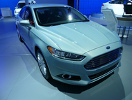 Keep Your Fusion Moving Even When It's Freezing: Winter / Snow Tires for the New Ford Fusion