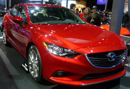 Zoom the 2014 Mazda6 Into Your Garage with an Upgraded Look