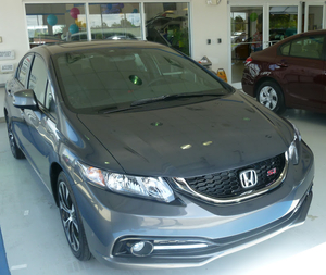What Are the Best Wheels for a 2013 Polished Metal Metallic Honda Civic Si Sedan?